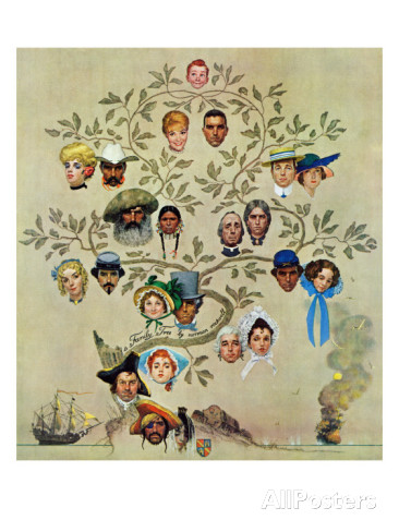 Revisiting the Family Tree Painting...